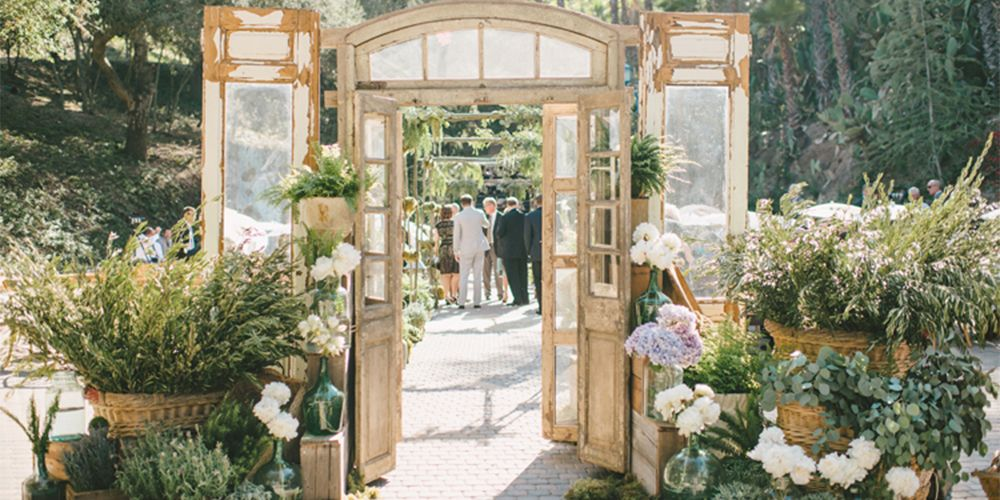 22 Best Outdoor Garden Wedding Venues
