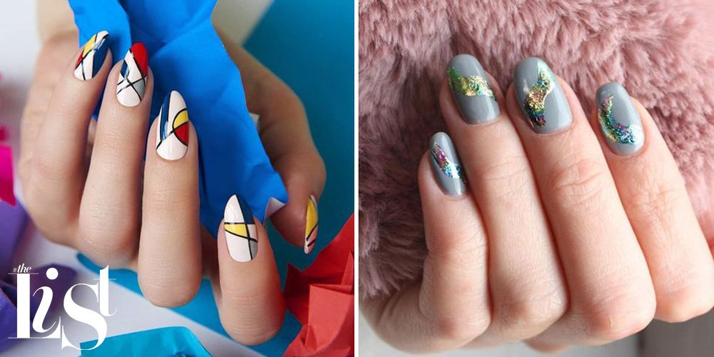 The 15 Best Summer Nail Art Designs 2019 , Summer Gel Nail
