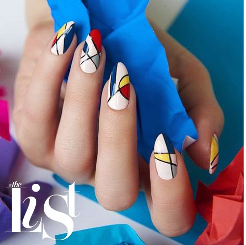 The 15 Best Summer Nail Art Designs 2019 - Summer Gel Nail Art Ideas