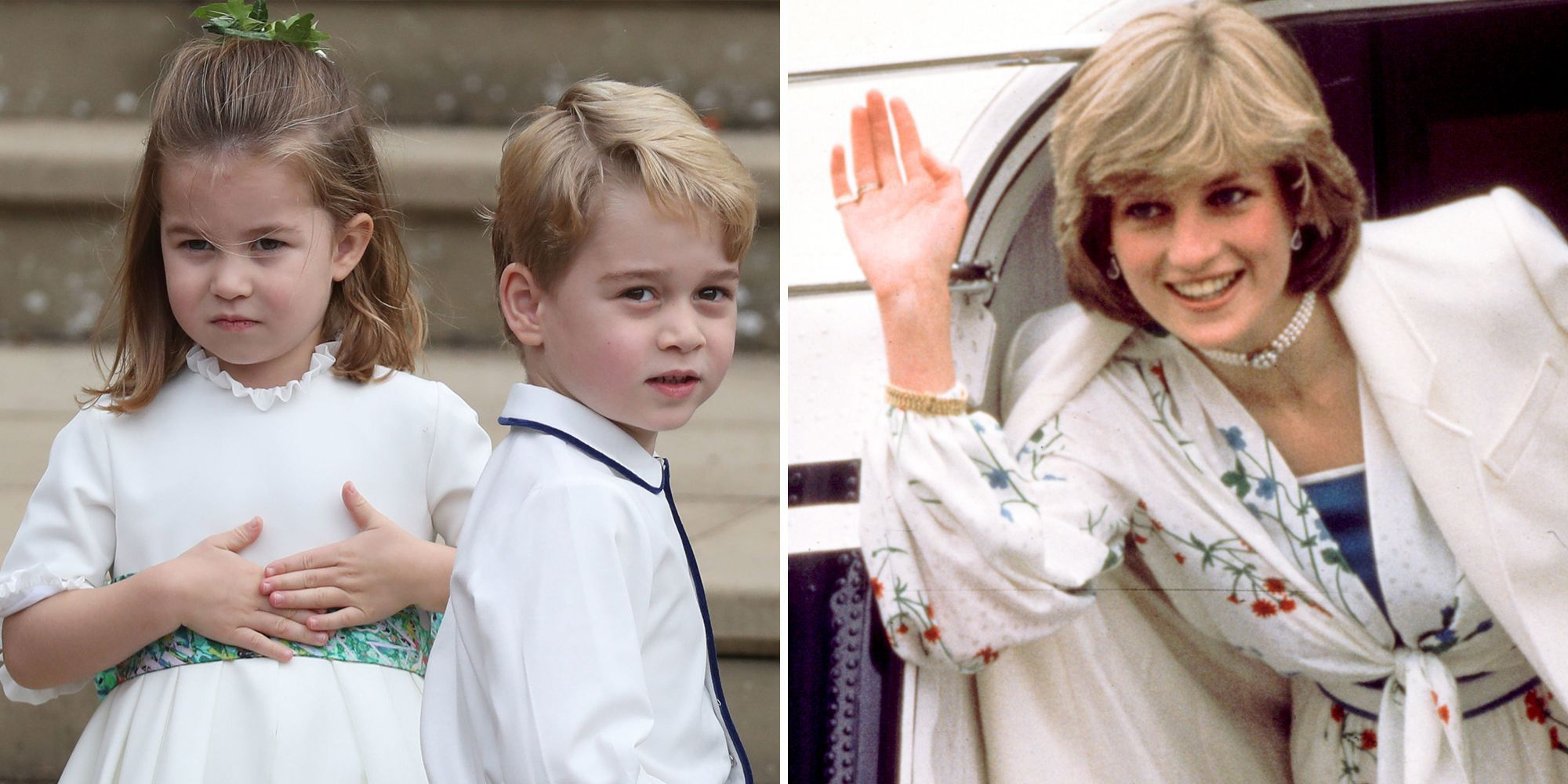 Princess Charlotte Has Received A Surprising Honour At The Tender Age Of 2 forecast