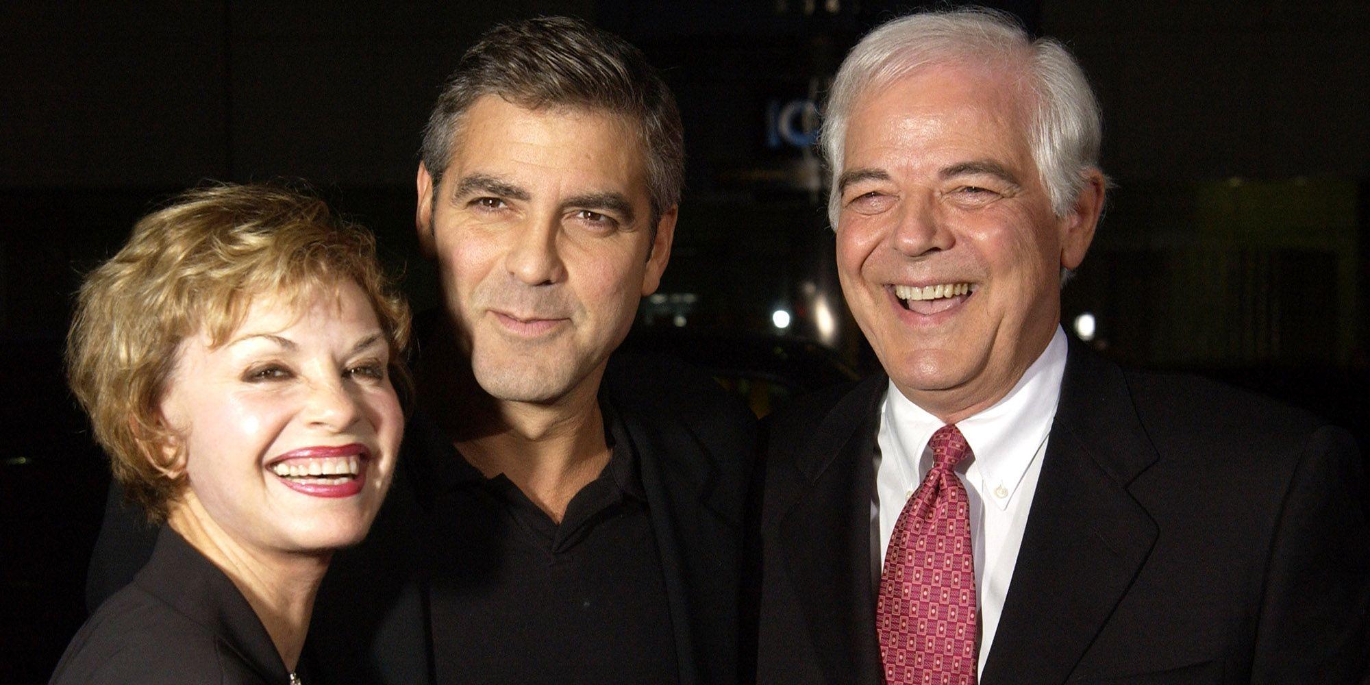 Nick Clooney anchorman
