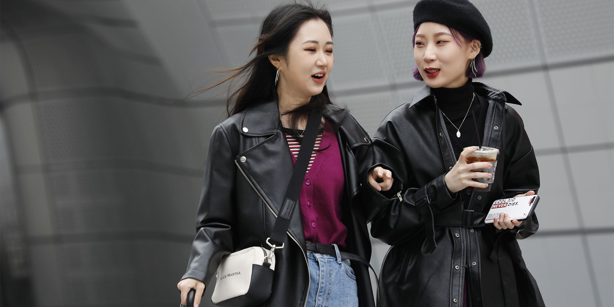 8 Cool Leather Jacket Outfit Ideas For Women How To Wear A Leather Jacket