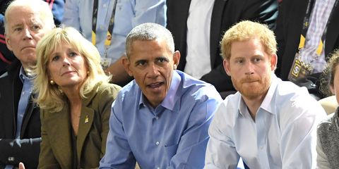 joe biden, barack obama, prince harry