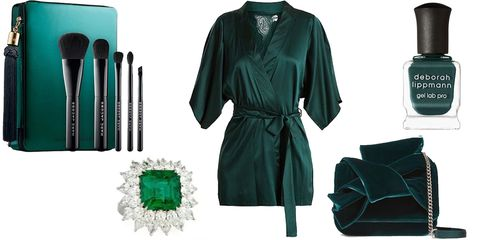100 Green-Themed Gifts for 2017 - Best Green Fashion & Accessories