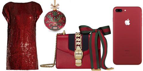 red gifts products