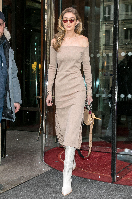 Gigi Hadid Model Style Gigi Hadid S Sexiest Looks