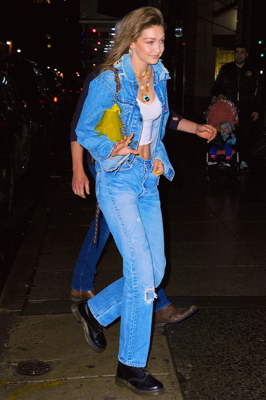 f341ea50fbb4f0 Gigi Hadid Model Style - Gigi Hadid's Sexiest Looks