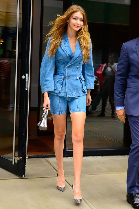 ca445a3a4ab Gigi Hadid Model Style - Gigi Hadid s Sexiest Looks
