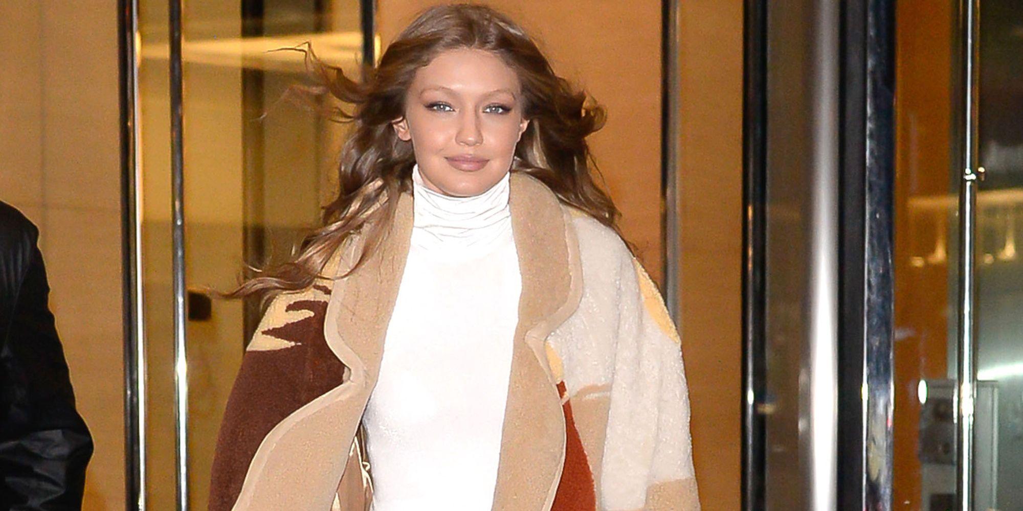 Gigi Hadid's Bombshell Style