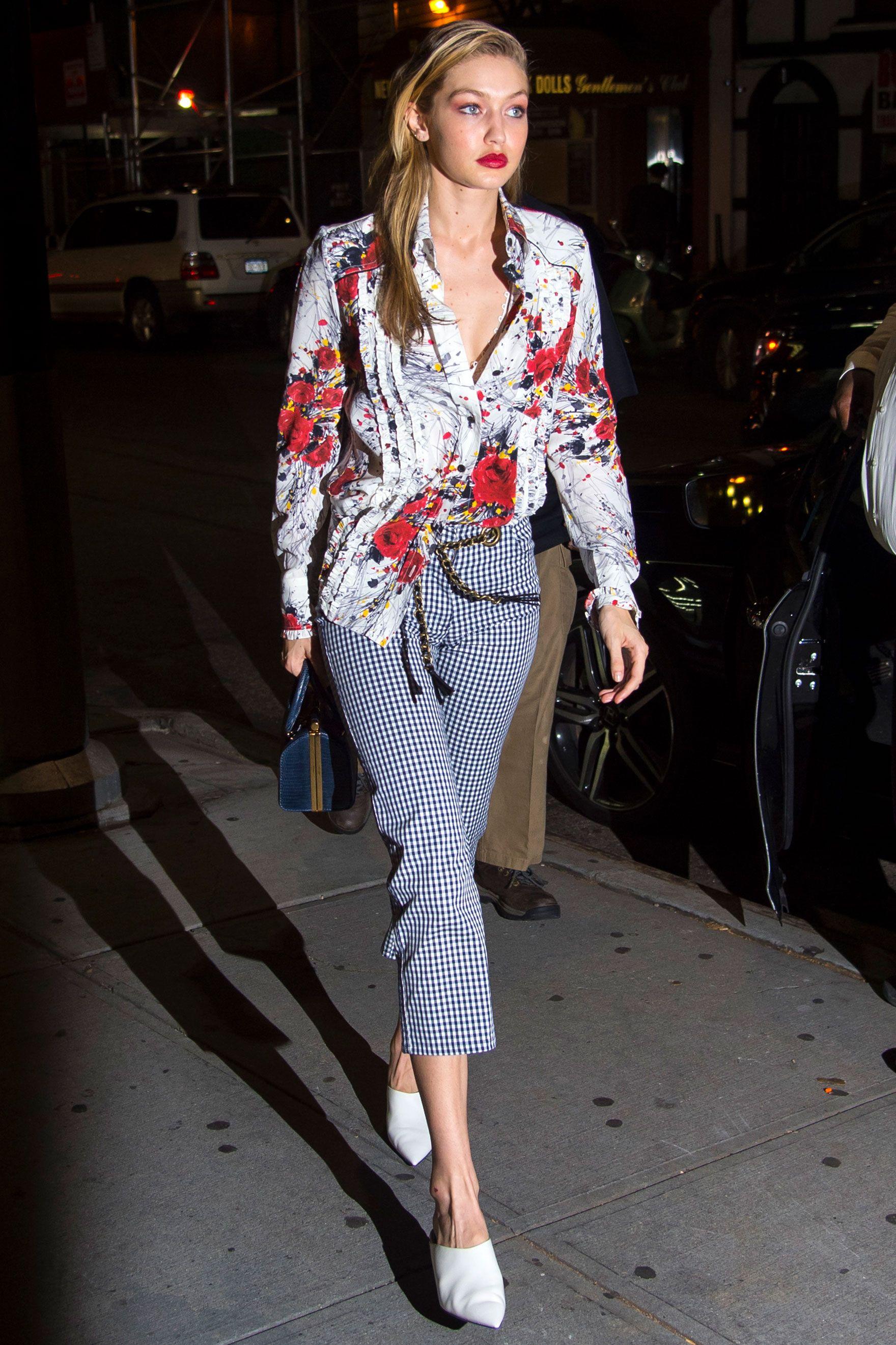 d236514a0 Gigi Hadid Model Style - Gigi Hadid s Sexiest Looks