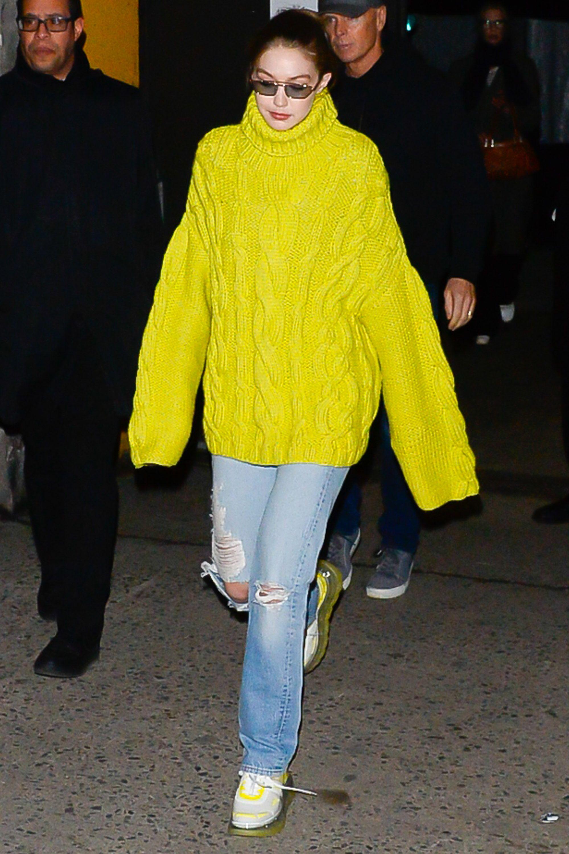 7c7d67e71a Gigi Hadid Model Style - Gigi Hadid s Sexiest Looks