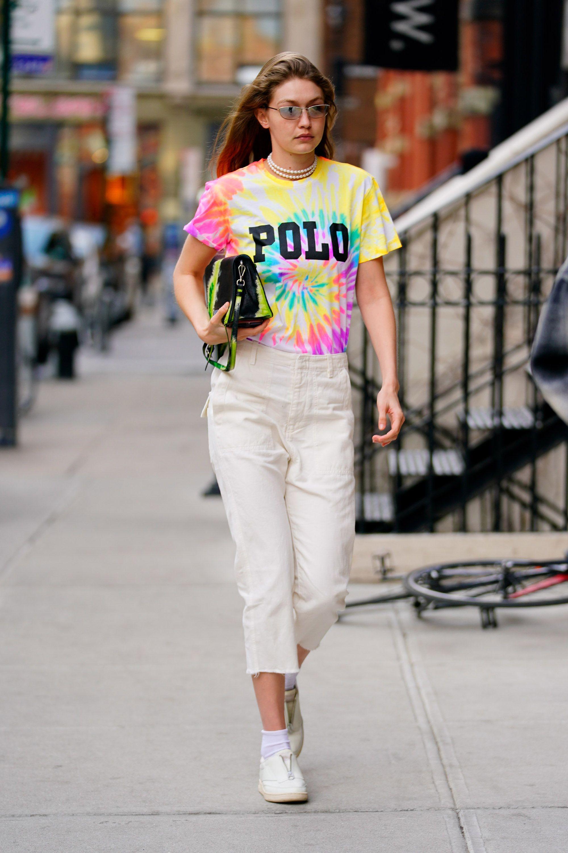 d2e994d8d Gigi Hadid Model Style - Gigi Hadid's Sexiest Looks