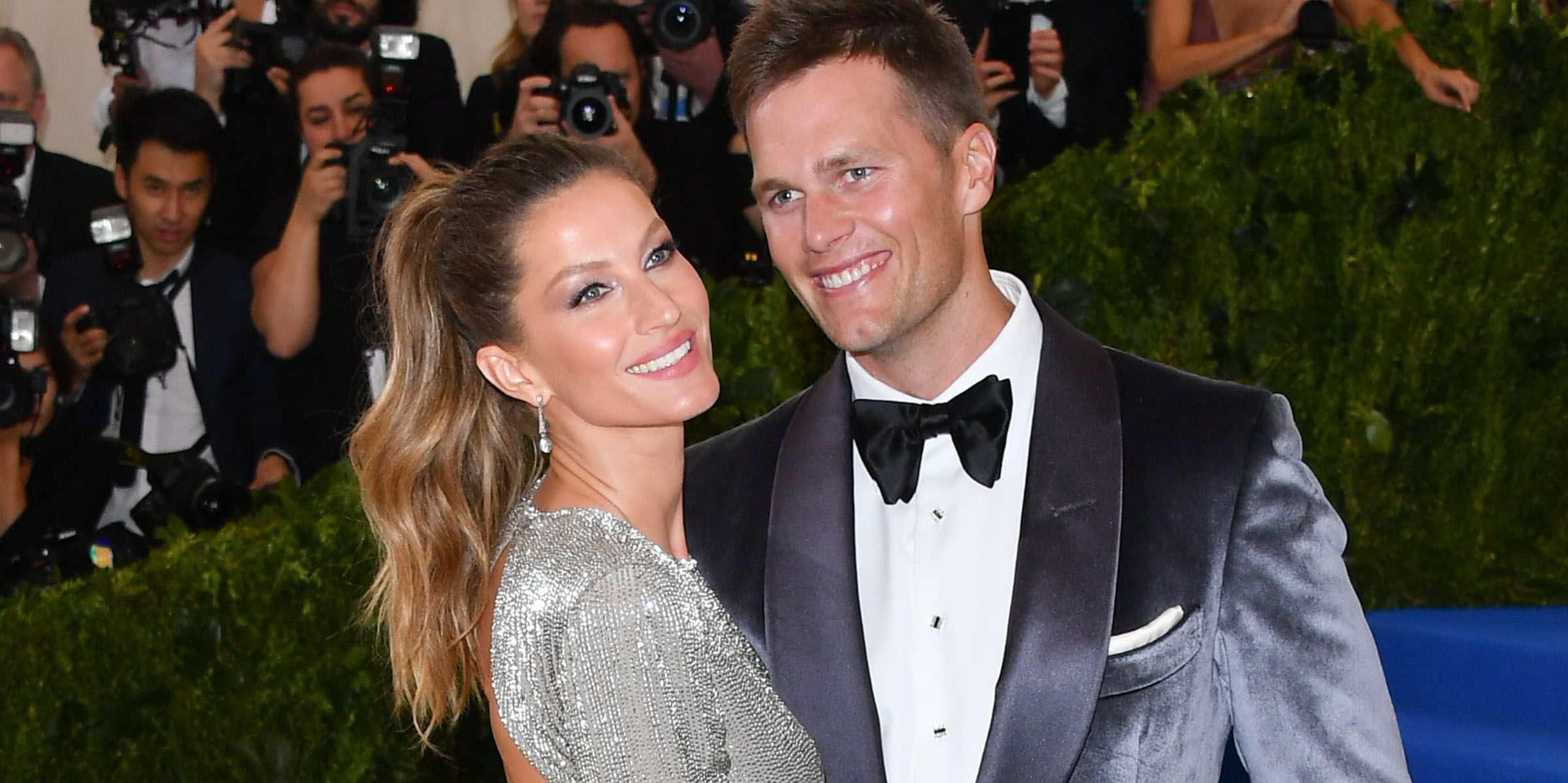 Gisele Bundchen And Tom Brady Share Never Before Seen Wedding Photos For Their Anniversary