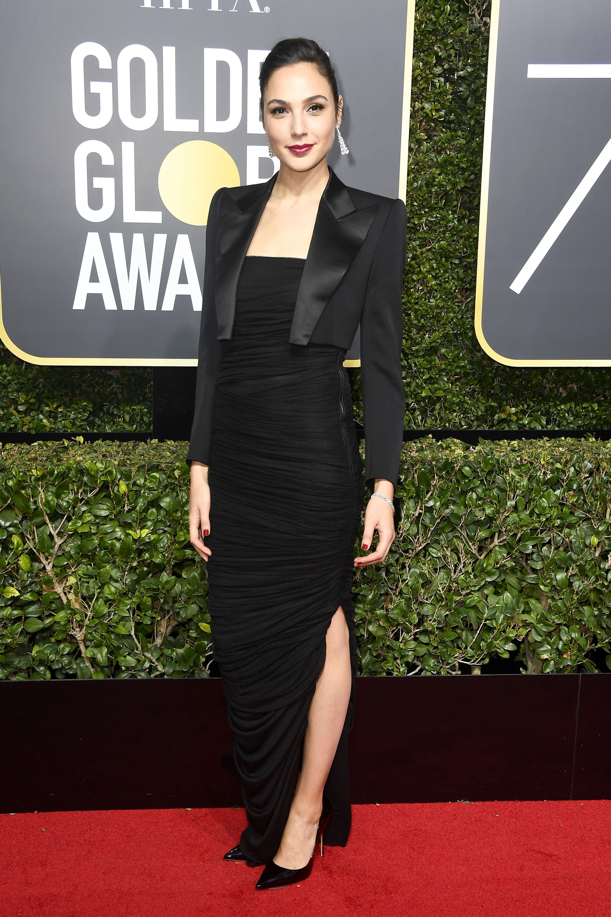 05bc0197432 Best Golden Globes Red Carpet Dresses 2018 - Celebrity Pictures From the  Golden Globes Red Carpet