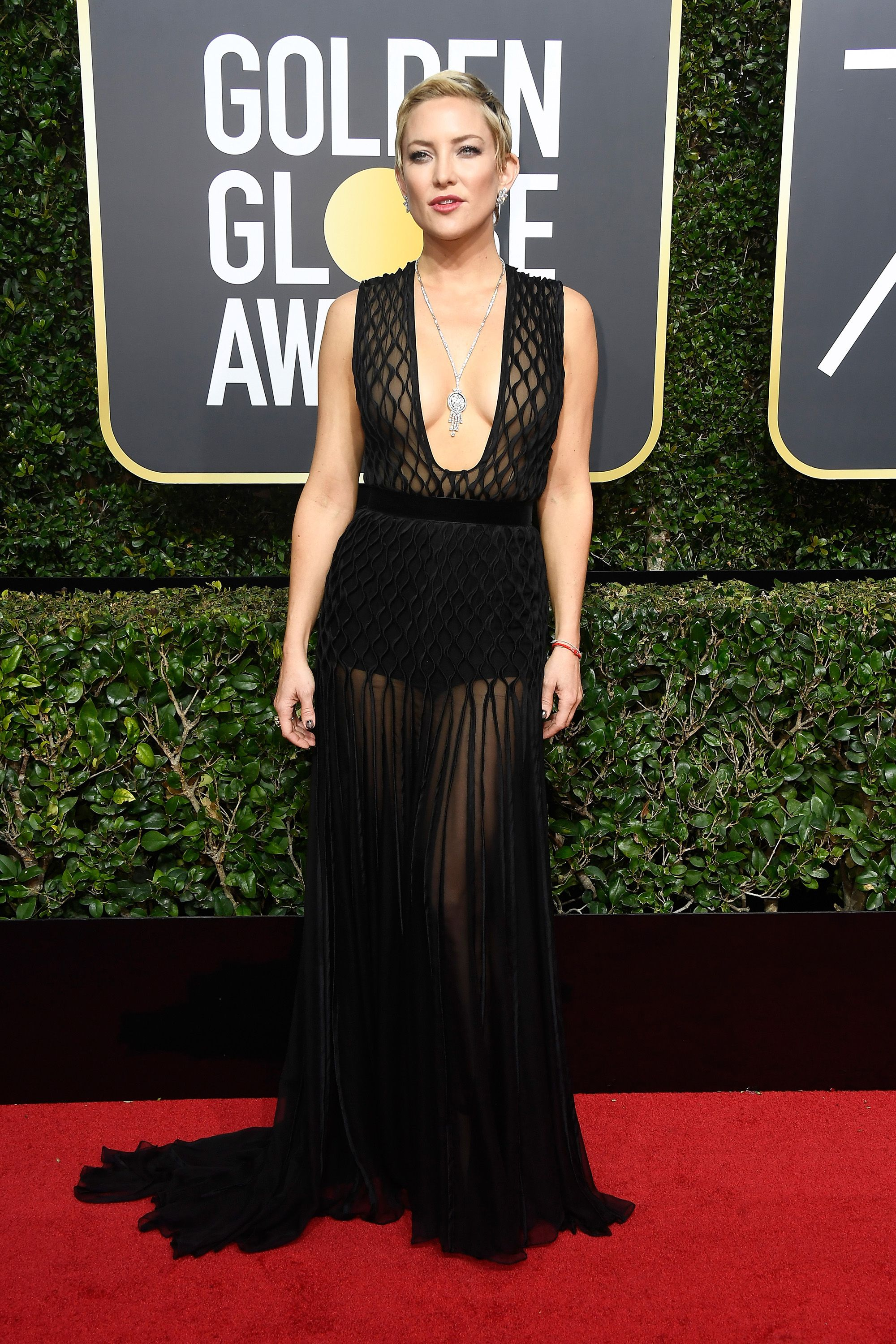 Golden globes fashions red carpet