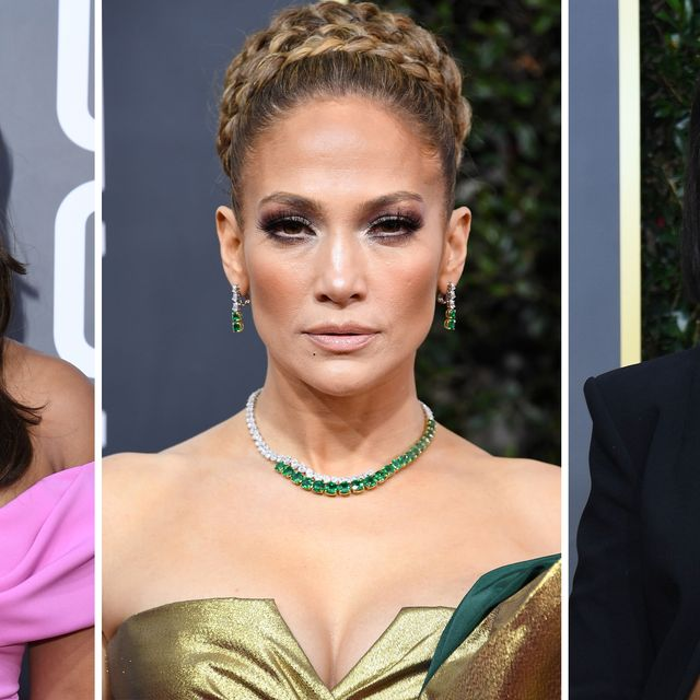 Golden Globes 2020 Best Hair And Makeup