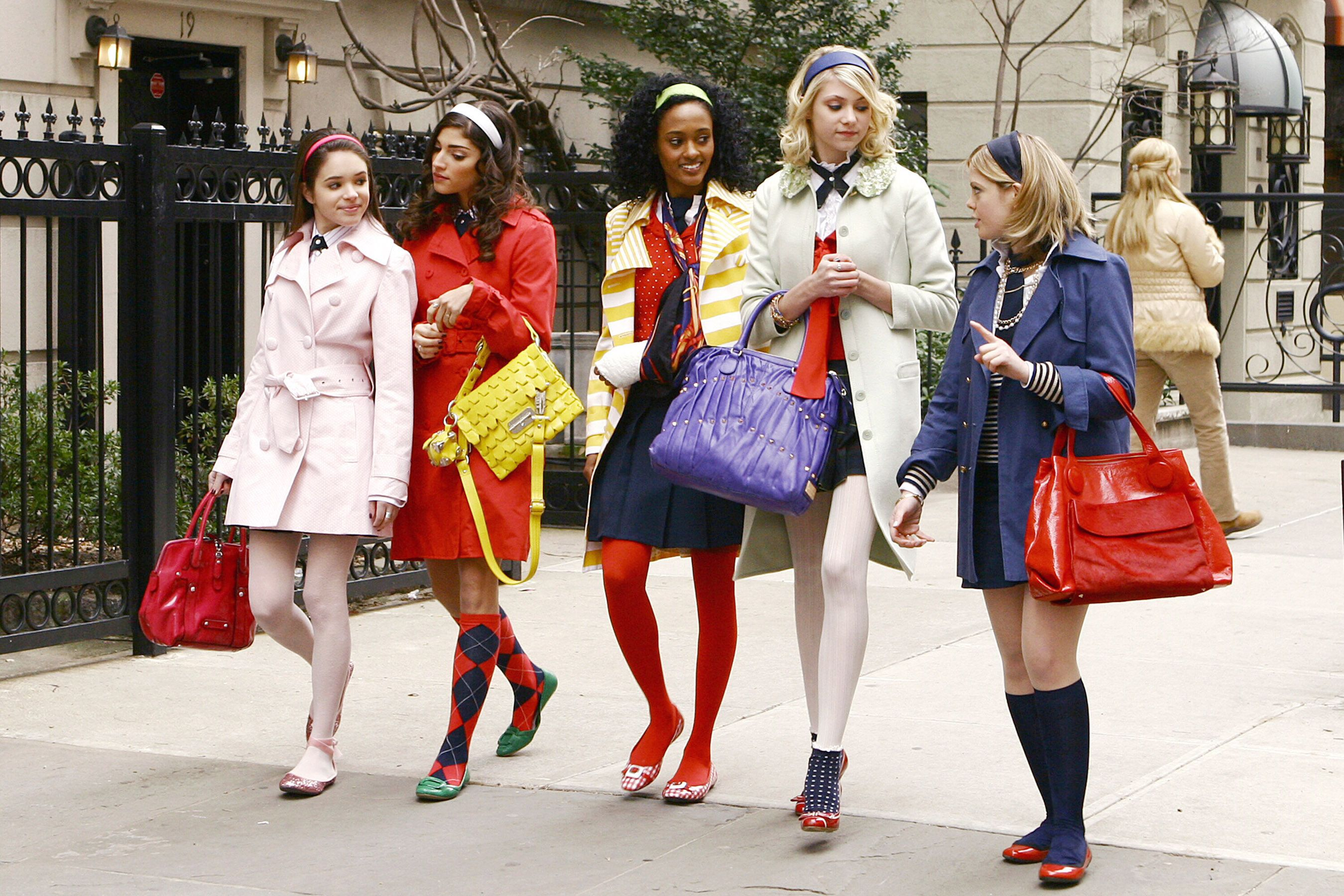 22771978d66 Best Gossip Girl Fashion - Best Fashion Moments on Gossip Girl