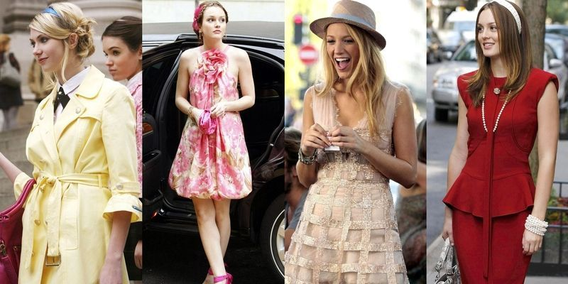 Gossip Girl Short Dresses