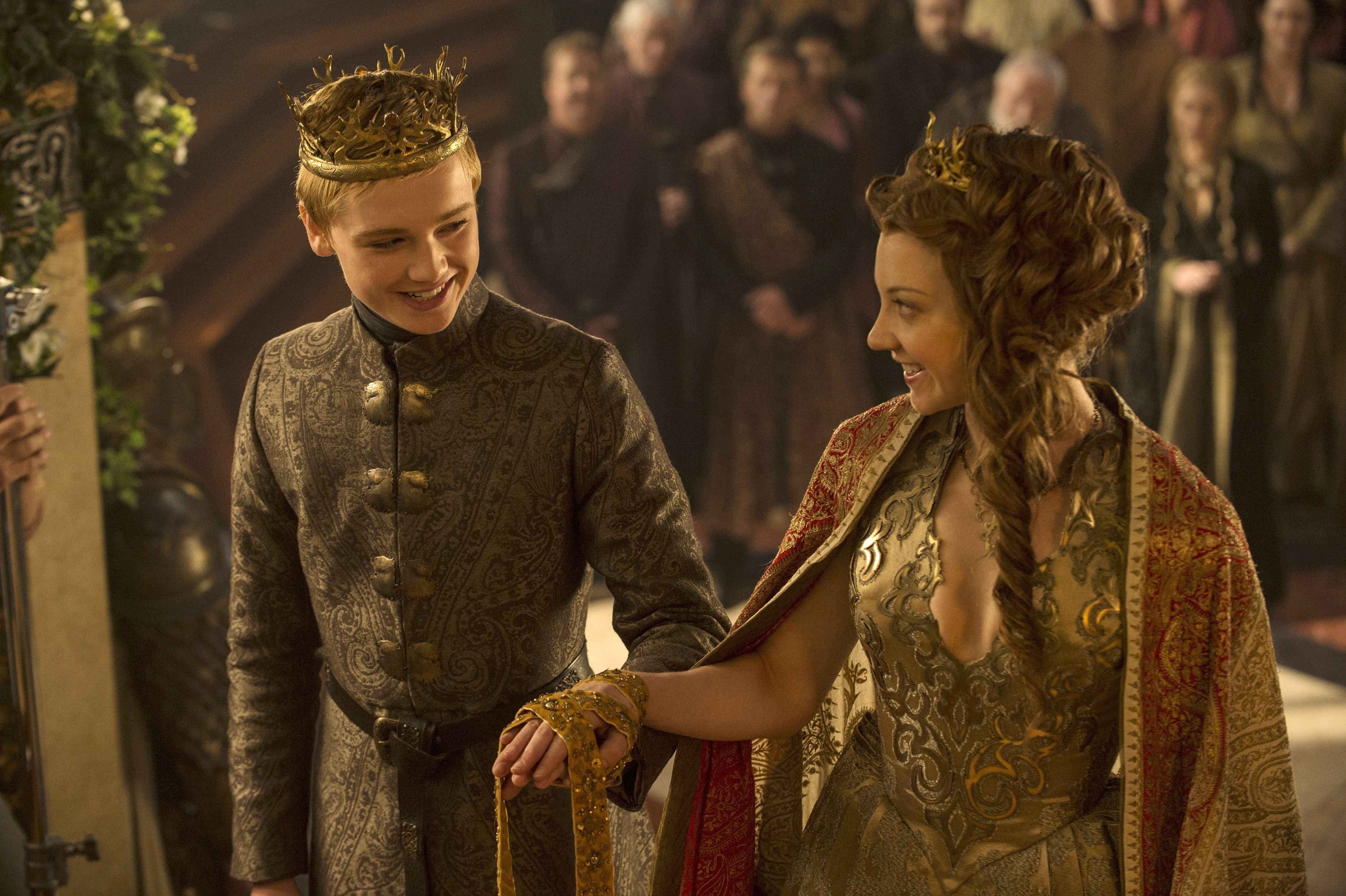 Tommen and myrcella dating after divorce