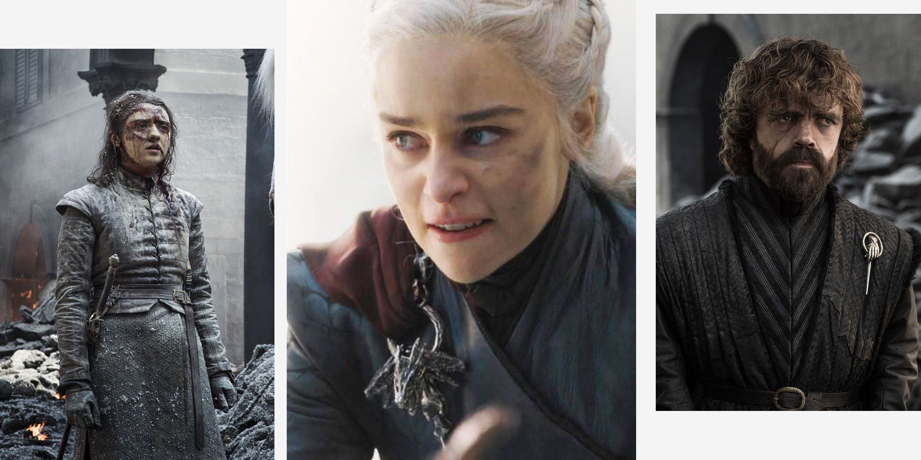 A Definitive Guide to Who's Probably Dying in the Final Episode of Game of Thrones