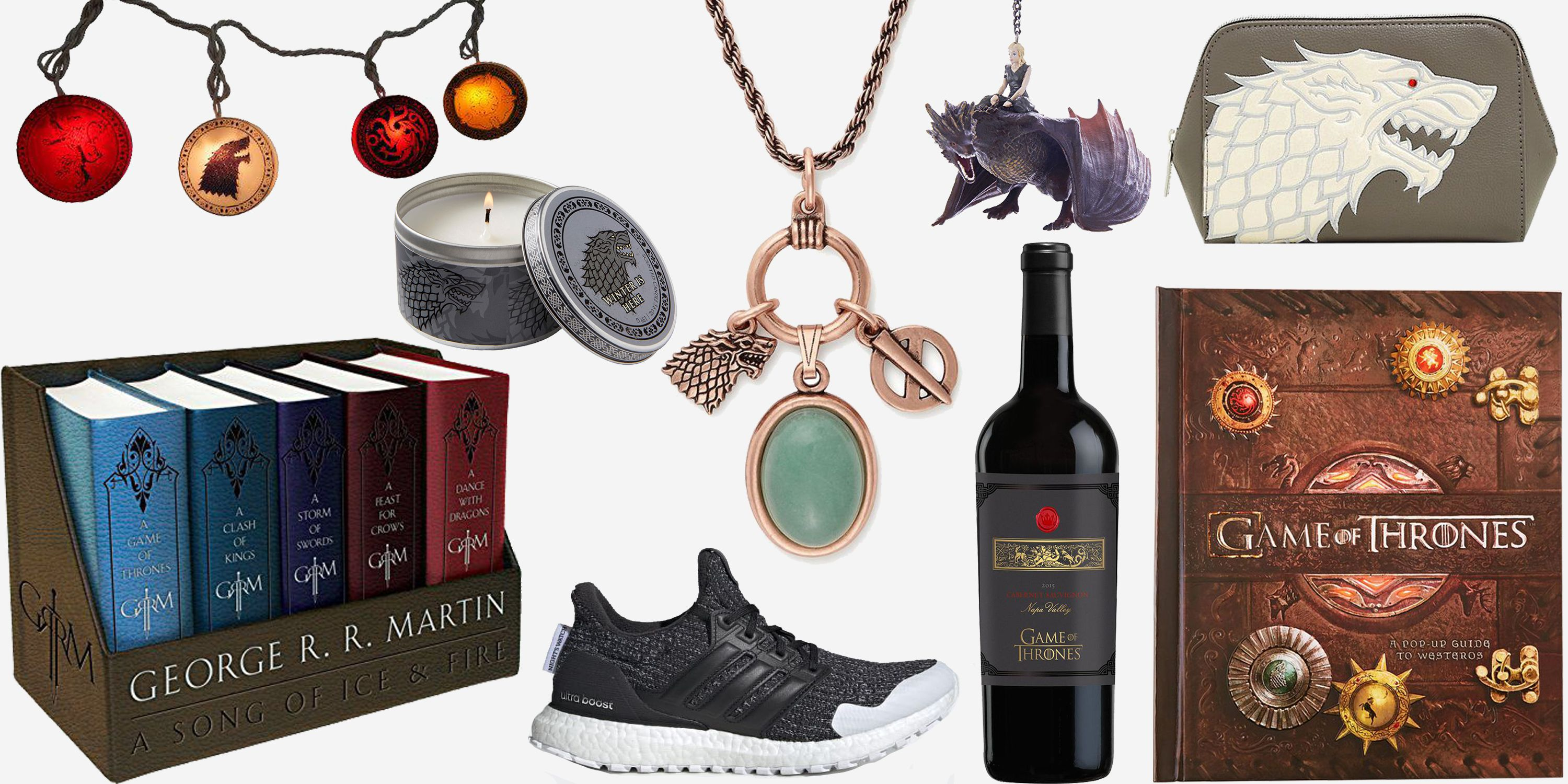 44 Best Game of Thrones Gifts 2019 Cool GoT Merchandise to