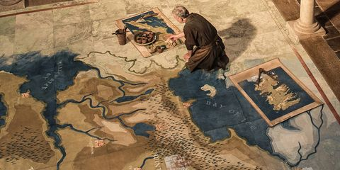 Art, Floor, Flooring, World, Painting, Illustration,