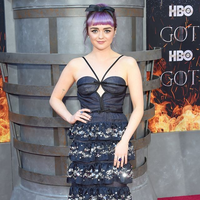 All The Game Of Thrones Cast Members At The Season 8 Premiere