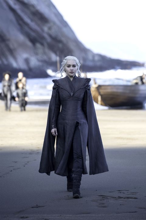 Outerwear, Fashion, Human, Costume, Photography, Cape, Fictional character, Cloak, Coat, Black-and-white,