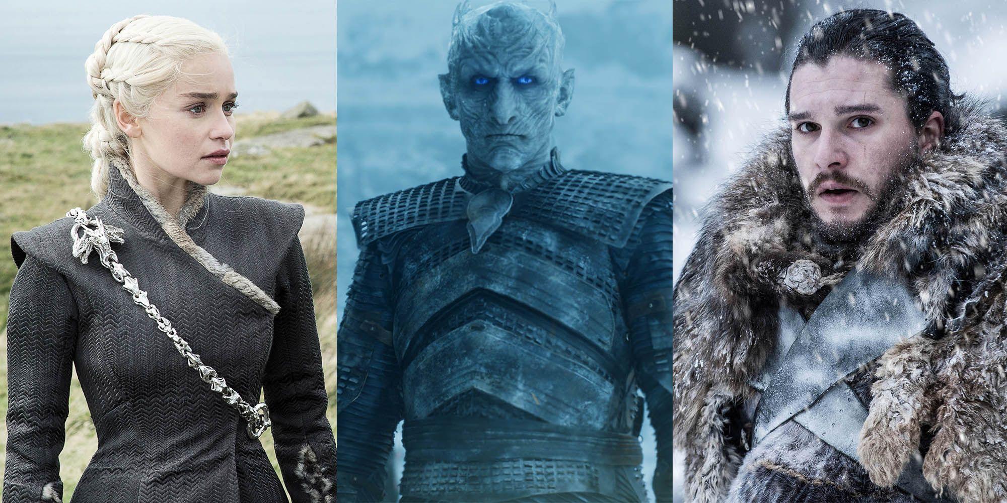 14 Best Game of Thrones Season 7 Theories - GoT Season 7 Spoilers