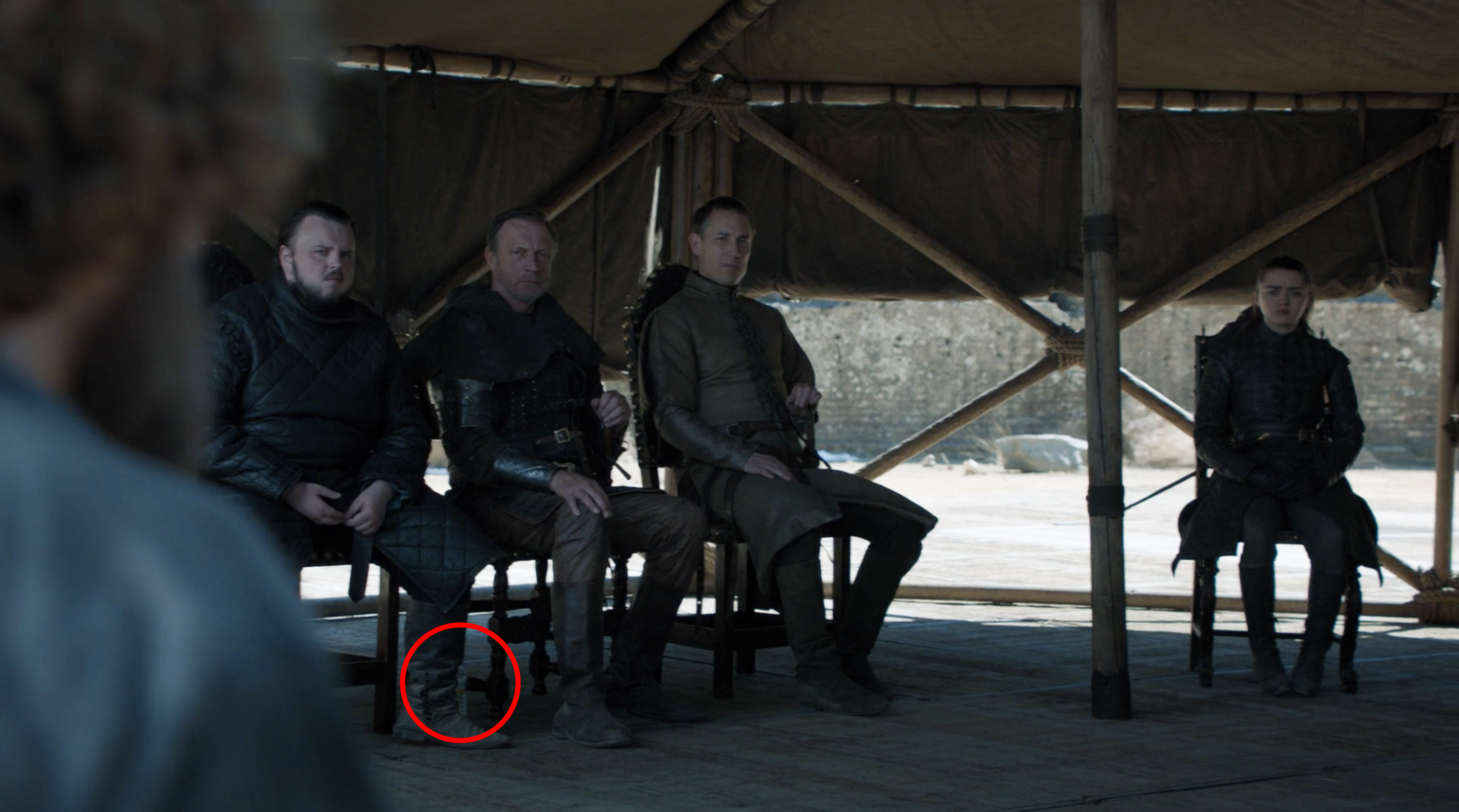 Game of Thrones Fans Found a Water Bottle in the Finale Episode