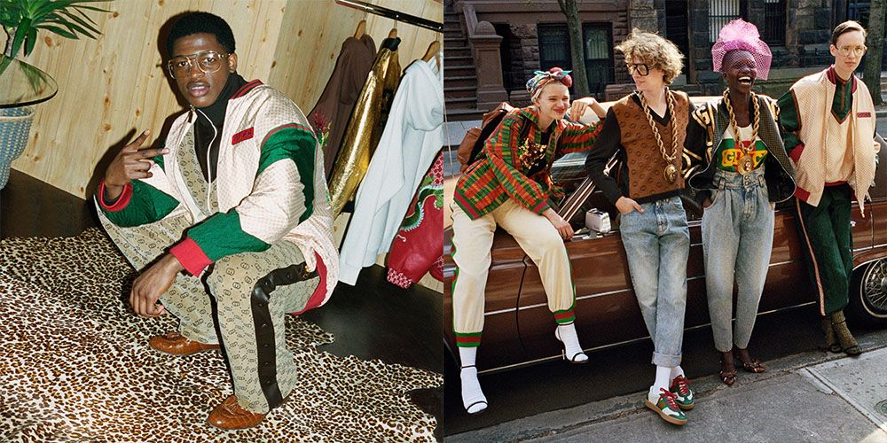Gucci and Dapper Dan's First Collection Is Here and It's