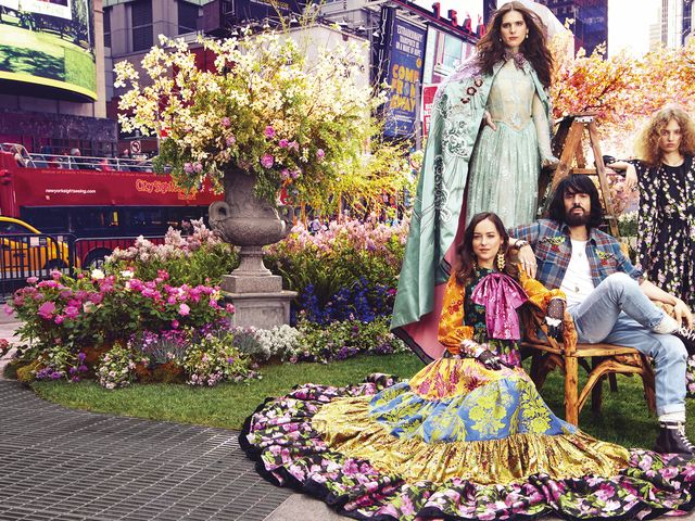 Gucci Bloom Fragrance Is Here Alessandro Michele Creates New Gucci