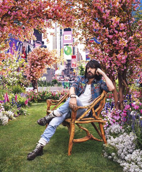 7675aaf5ecf Gucci Bloom Fragrance Is Here - Alessandro Michele Creates New Gucci ...
