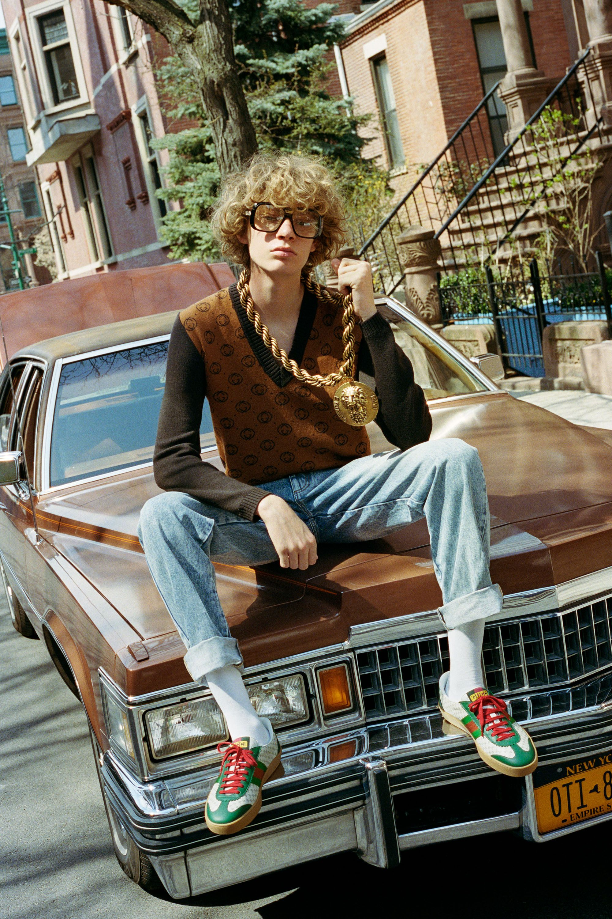 73bc79319 Gucci and Dapper Dan's First Collection Is Here and It's Really Good