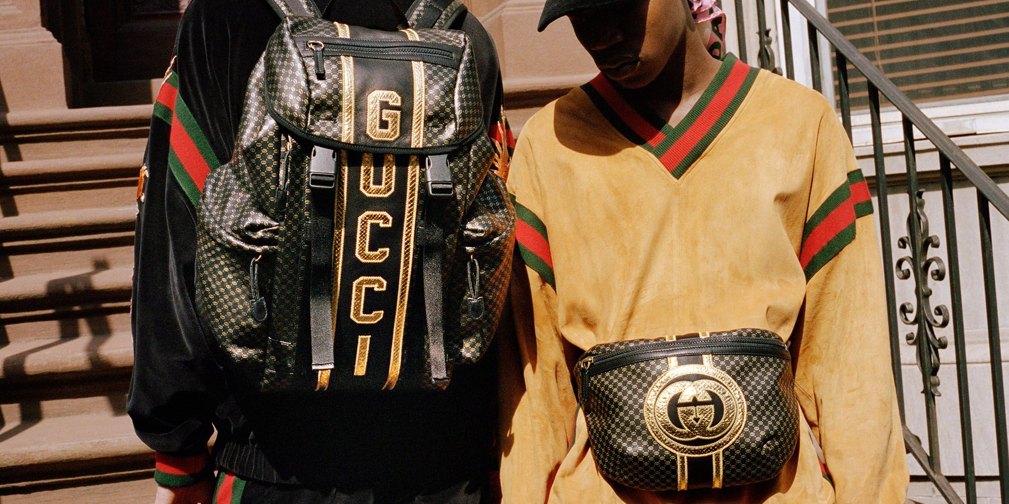 1756e6ec2652f Gucci and Dapper Dan s First Collection Is Here and It s Really Good