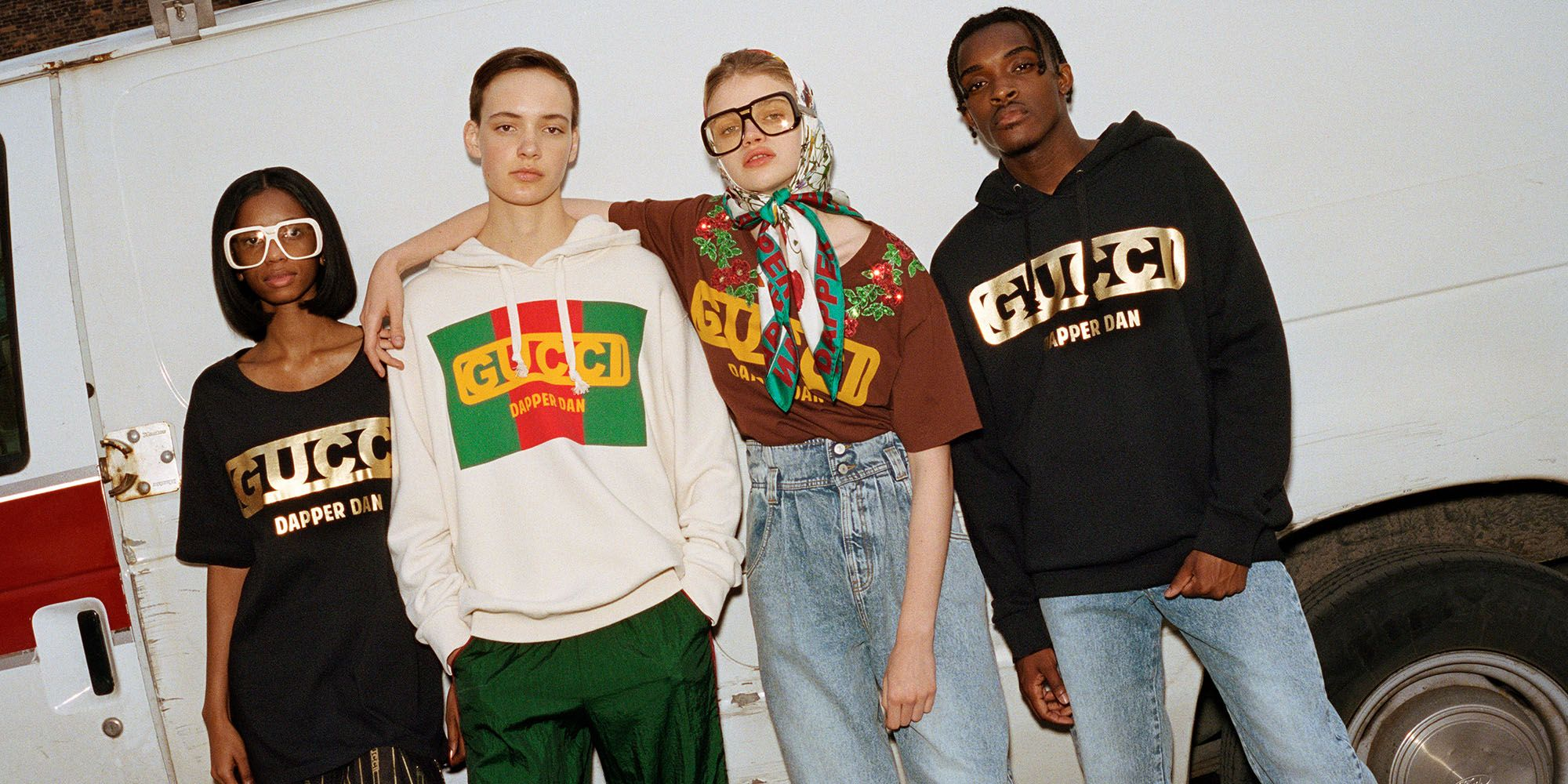 9c098d96 Gucci and Dapper Dan's First Collection Is Here and It's Really Good