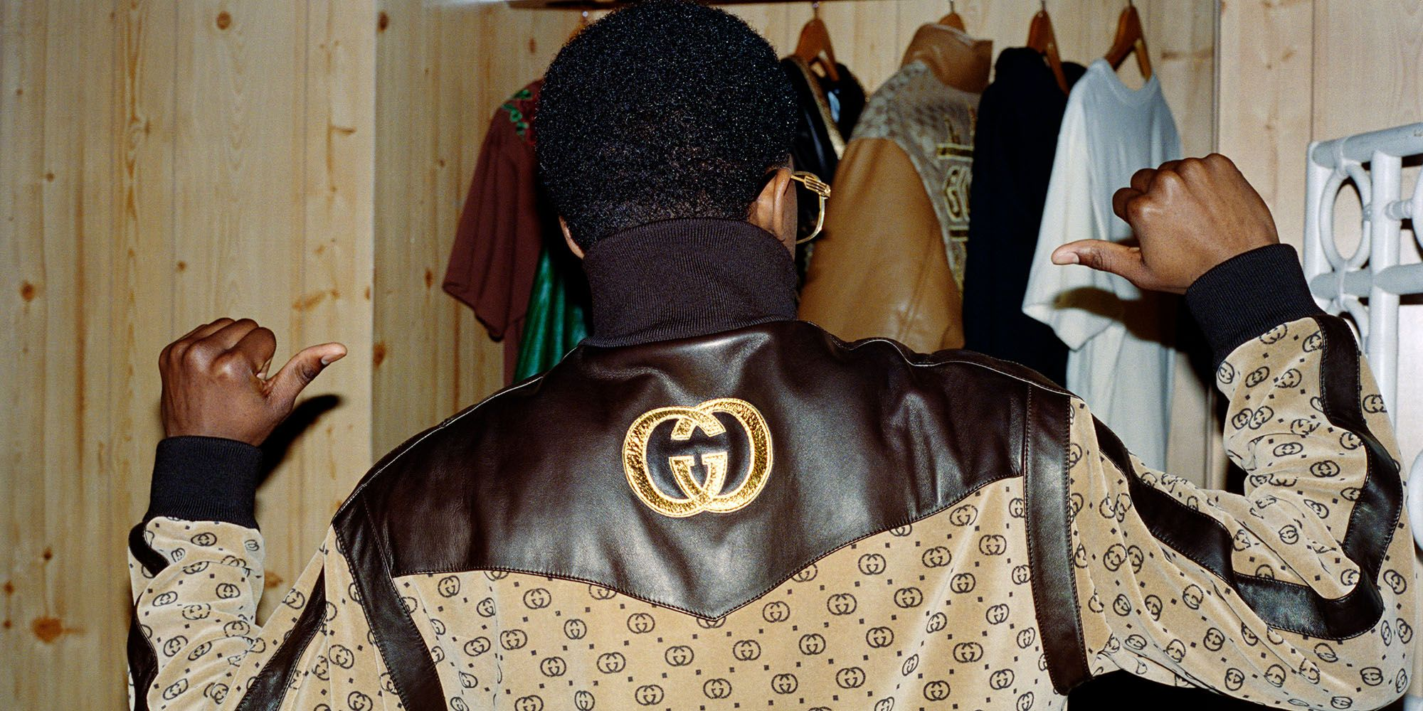 8025774de9db Gucci and Dapper Dan's First Collection Is Here and It's Really Good