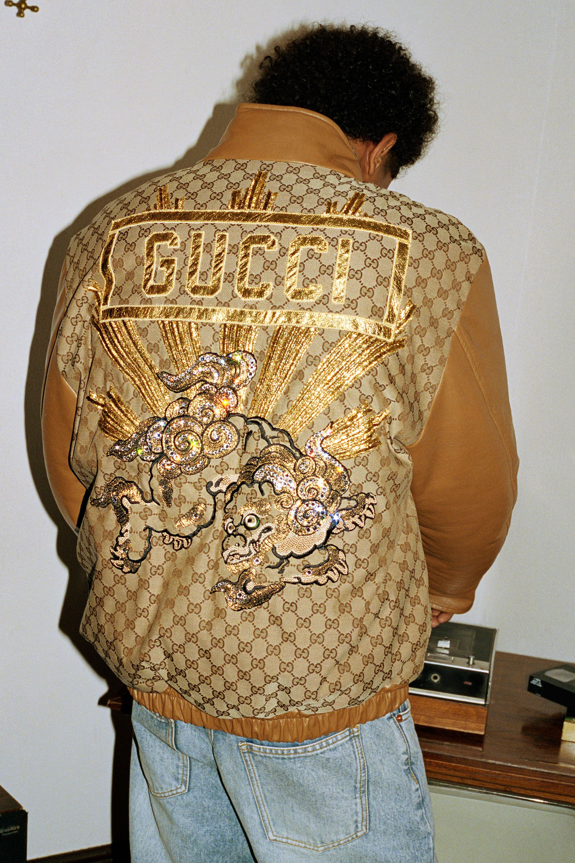 Gucci And Dapper Dan S First Collection Is Here And It S Really Good
