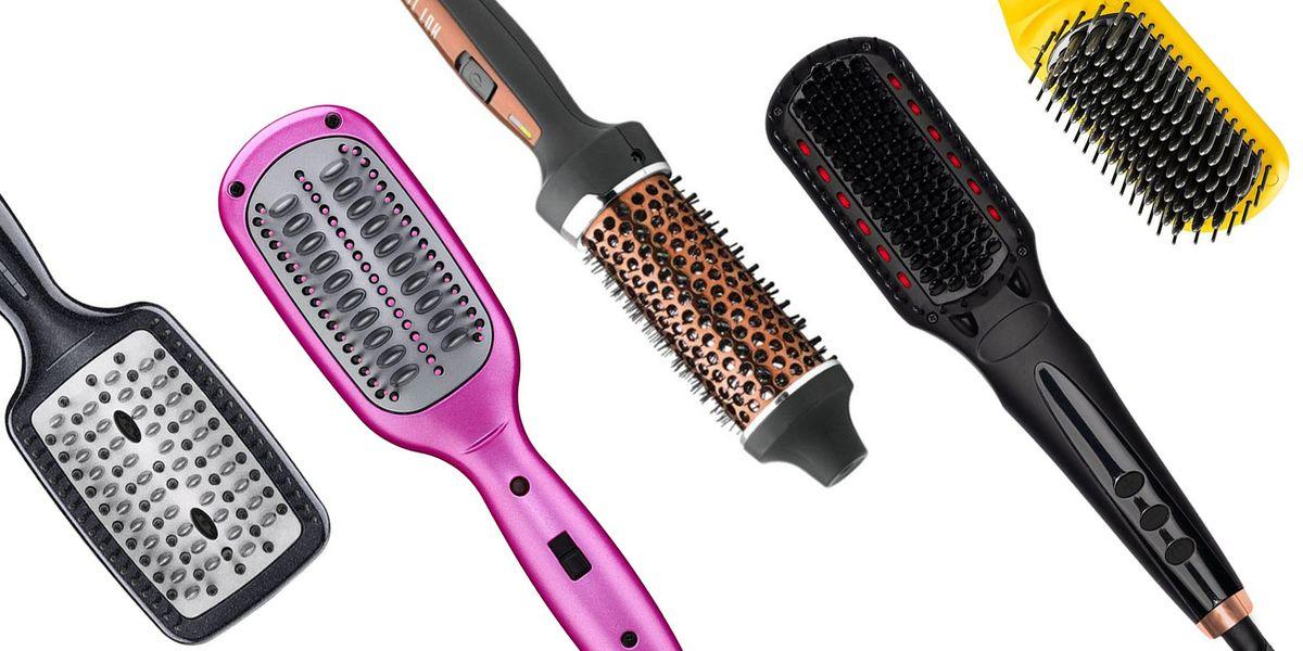Hair Brush Straighteners Market