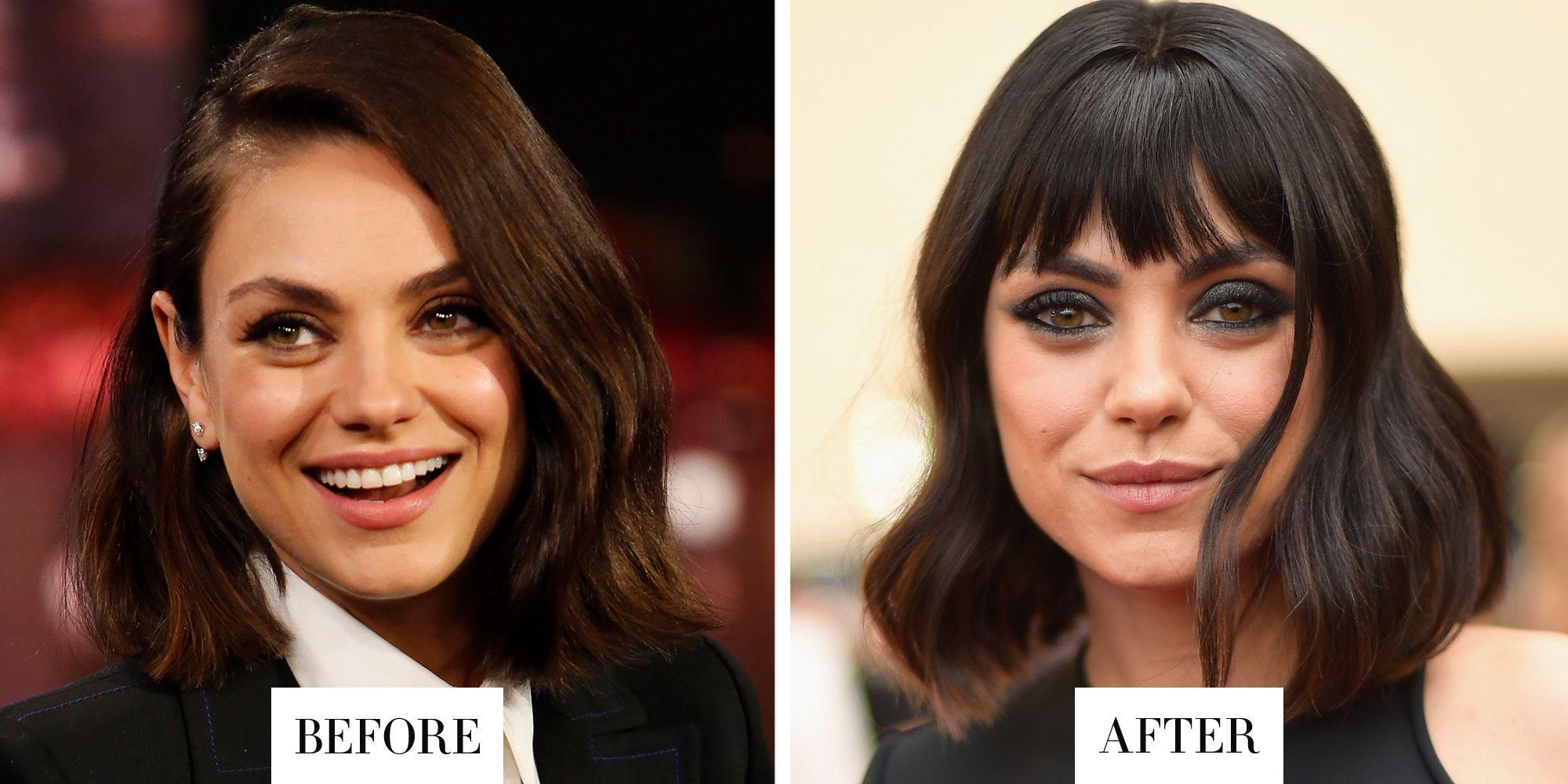 foto Celebrity Transformation: Mila Kunis