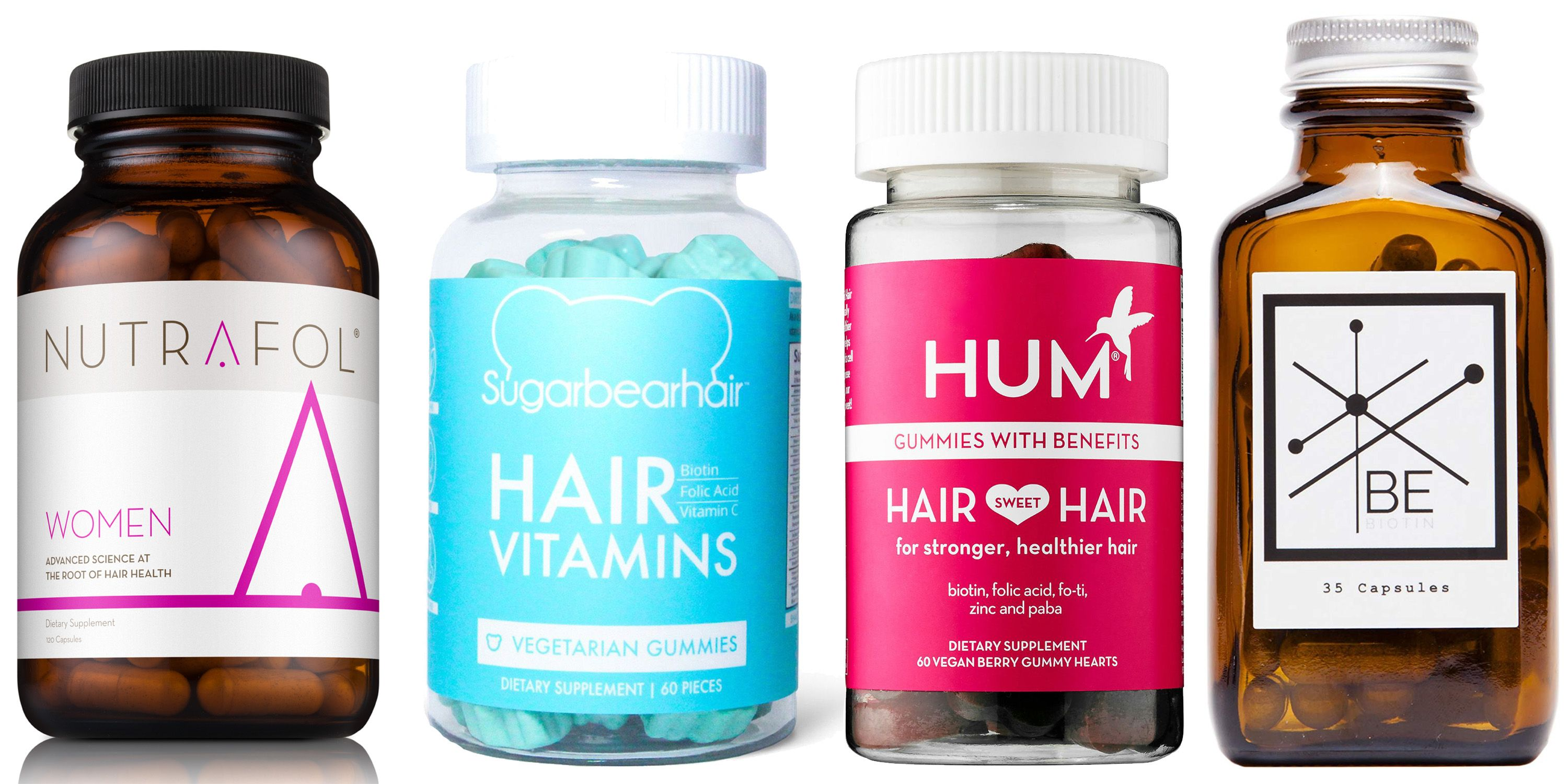 20 Supplements to Take for Shiny, Healthy Hair
