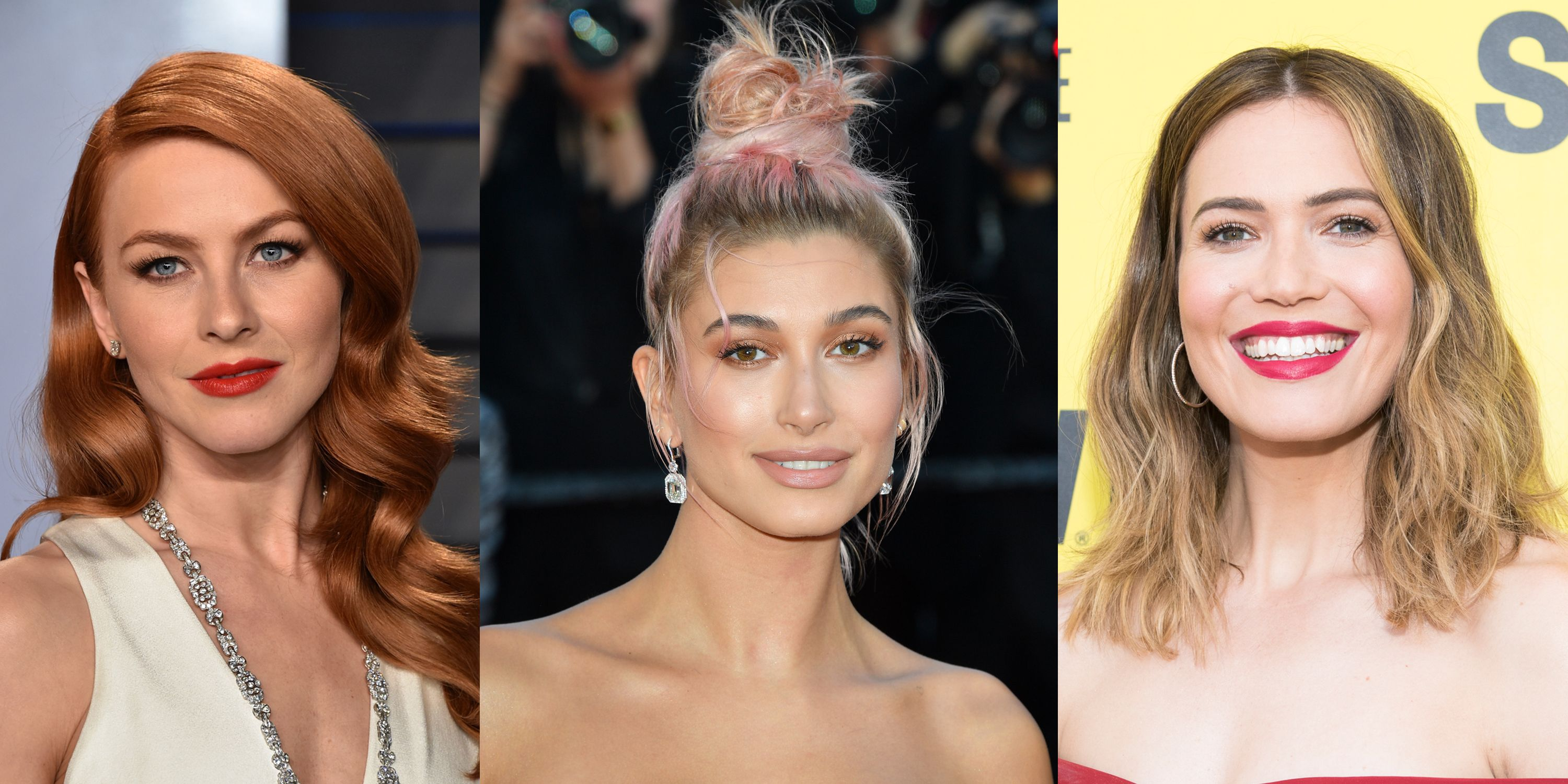 Best Hair Colors For Summer 2018 Celebrity Hair Color Trends For