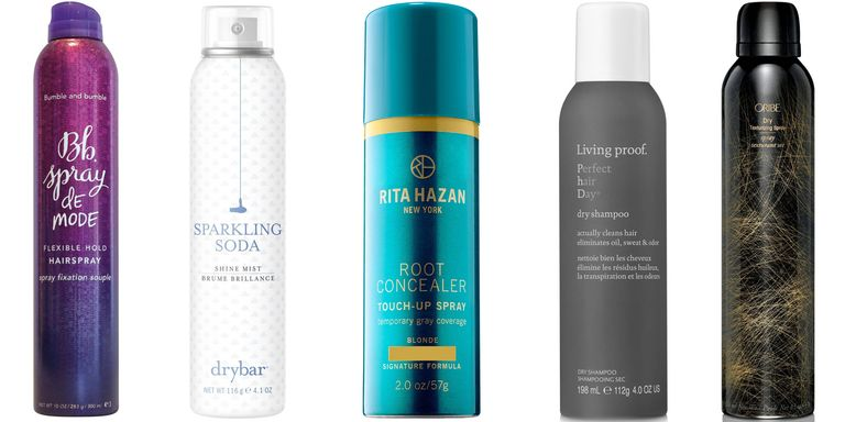 Hollywood's Top Hair Styling Products