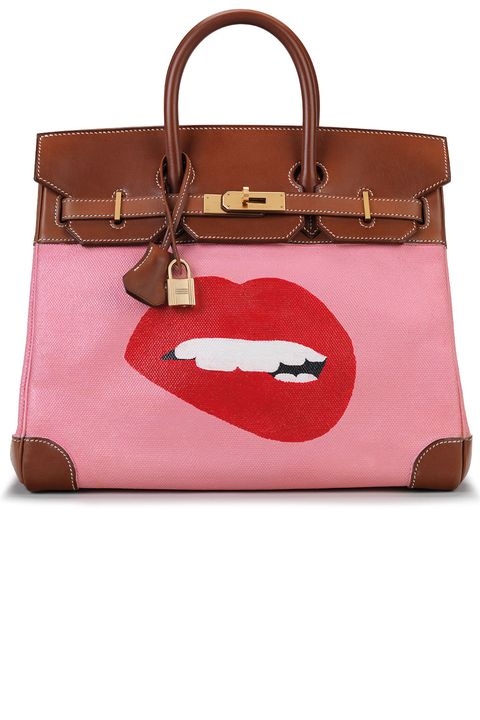 Handbag, Bag, Pink, Fashion accessory, Product, Beauty, Brown, Shoulder bag, Leather, Material property,