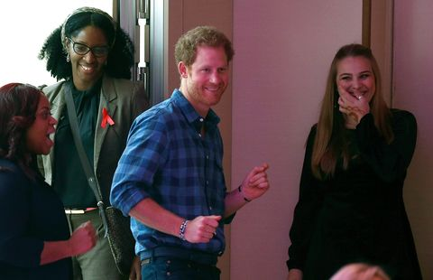 Prince Harry Is In an Incredible Meme About Your Favorite Song