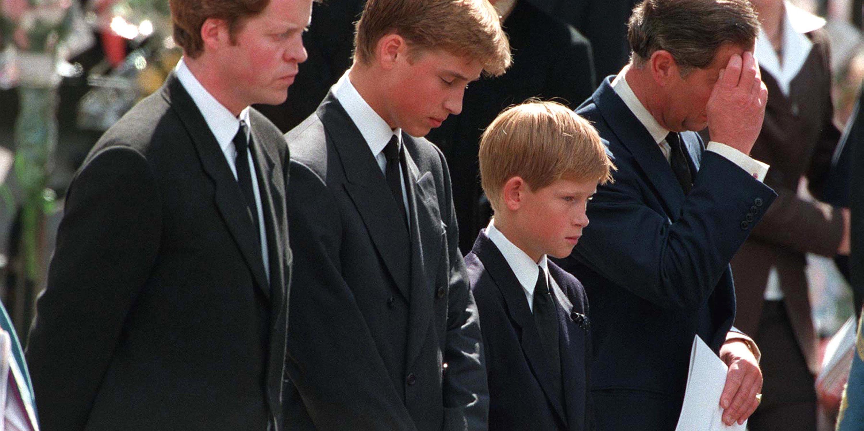 Prince Harry Recalls Princess Diana S Funeral Prince Harry