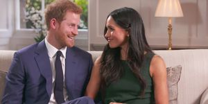 Meghan and Harry engagement interview