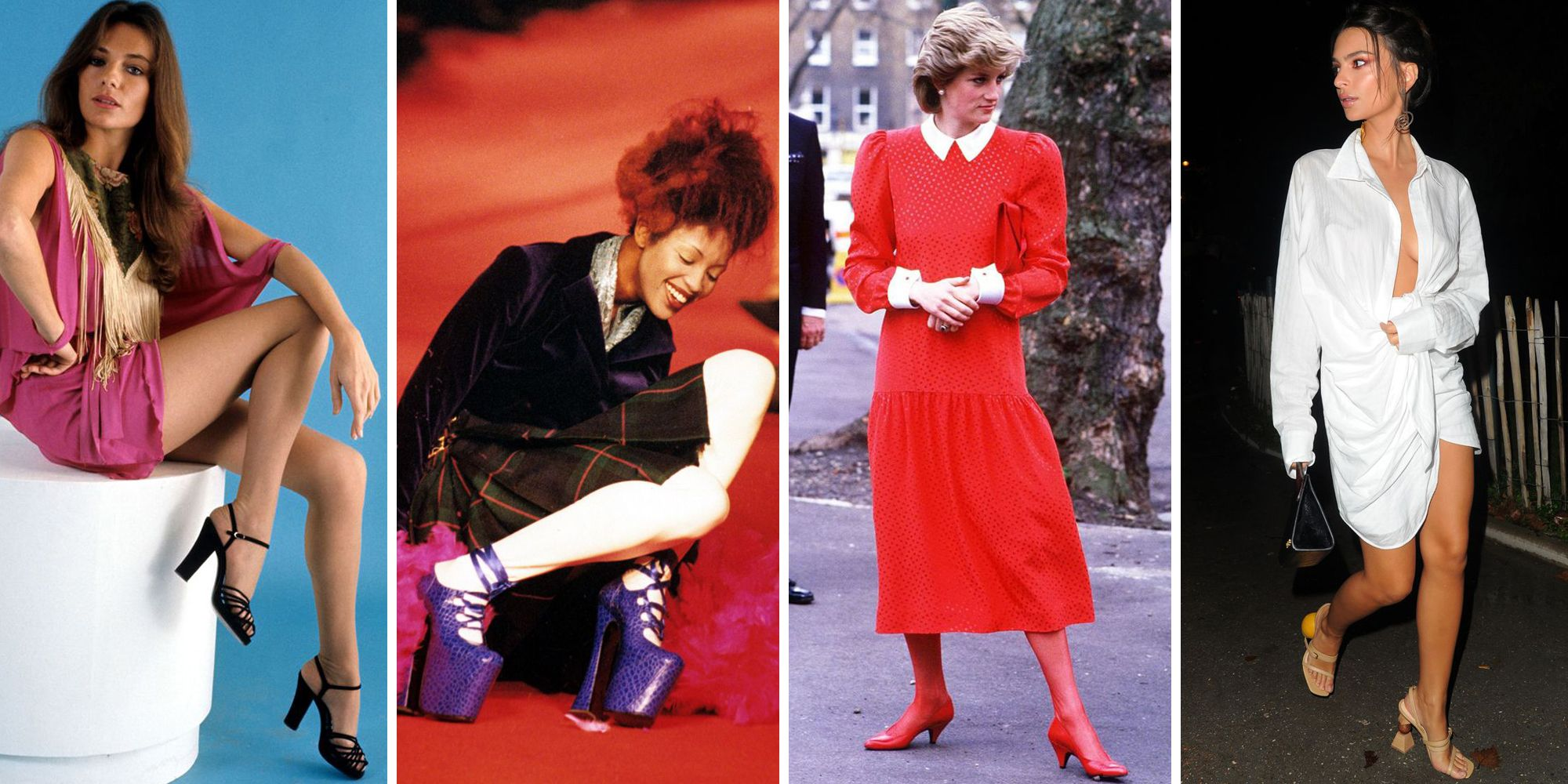 What High Heels Looked Like the Year You Were Born
