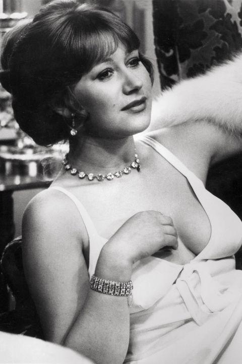 Helen Mirren Früher