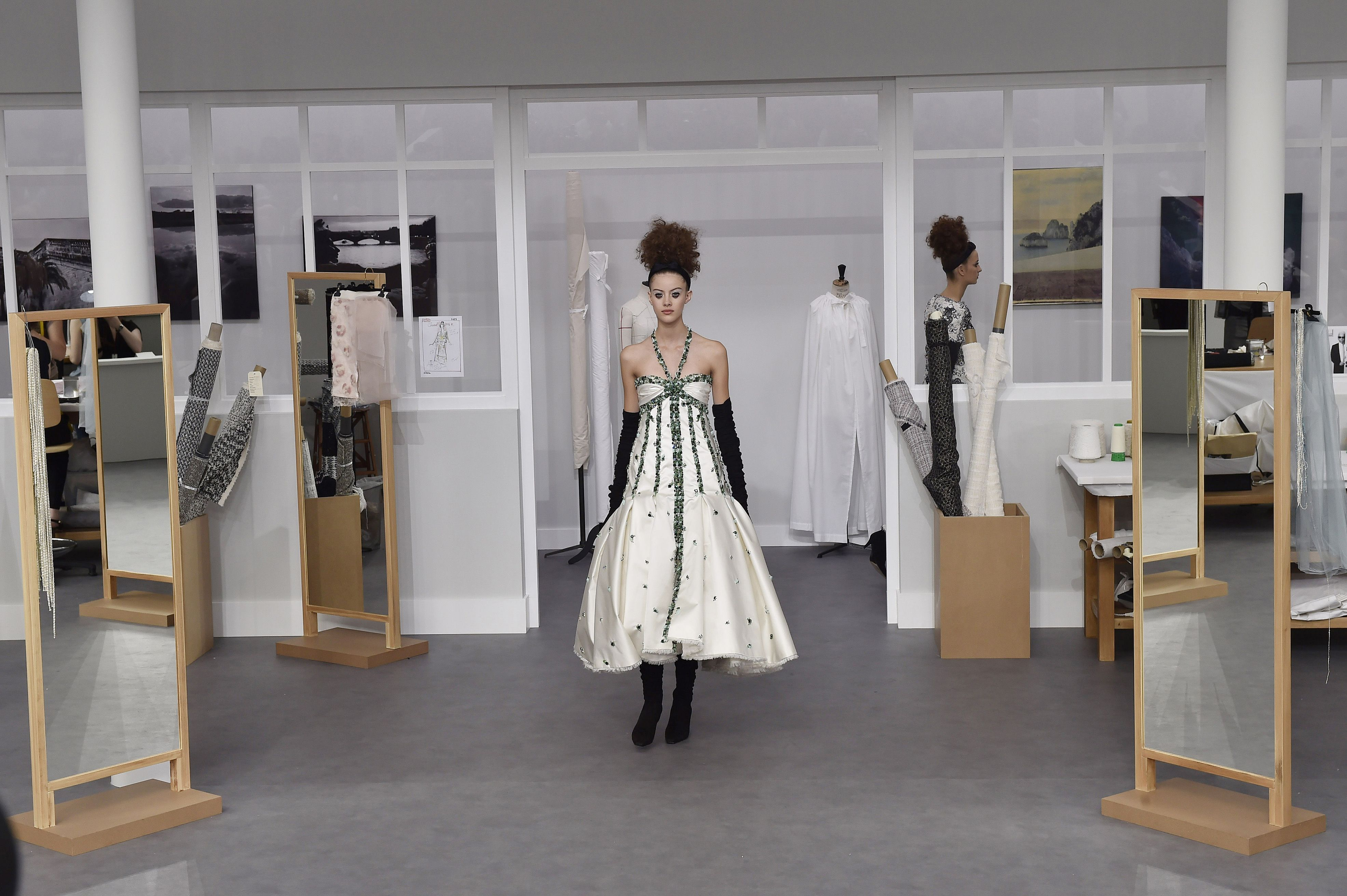 History Of Chanel Runway Fragrance And Bags Vintage And Couture Chanel